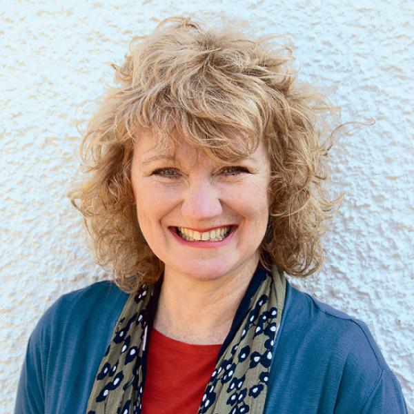 Dr Suzanne Zeedyk
