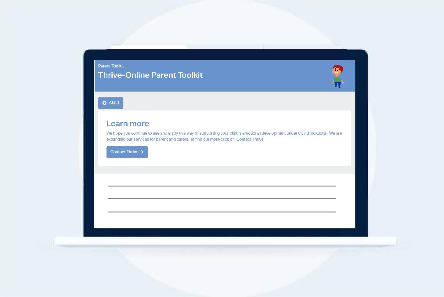 Thrive-Online Parent Toolkit